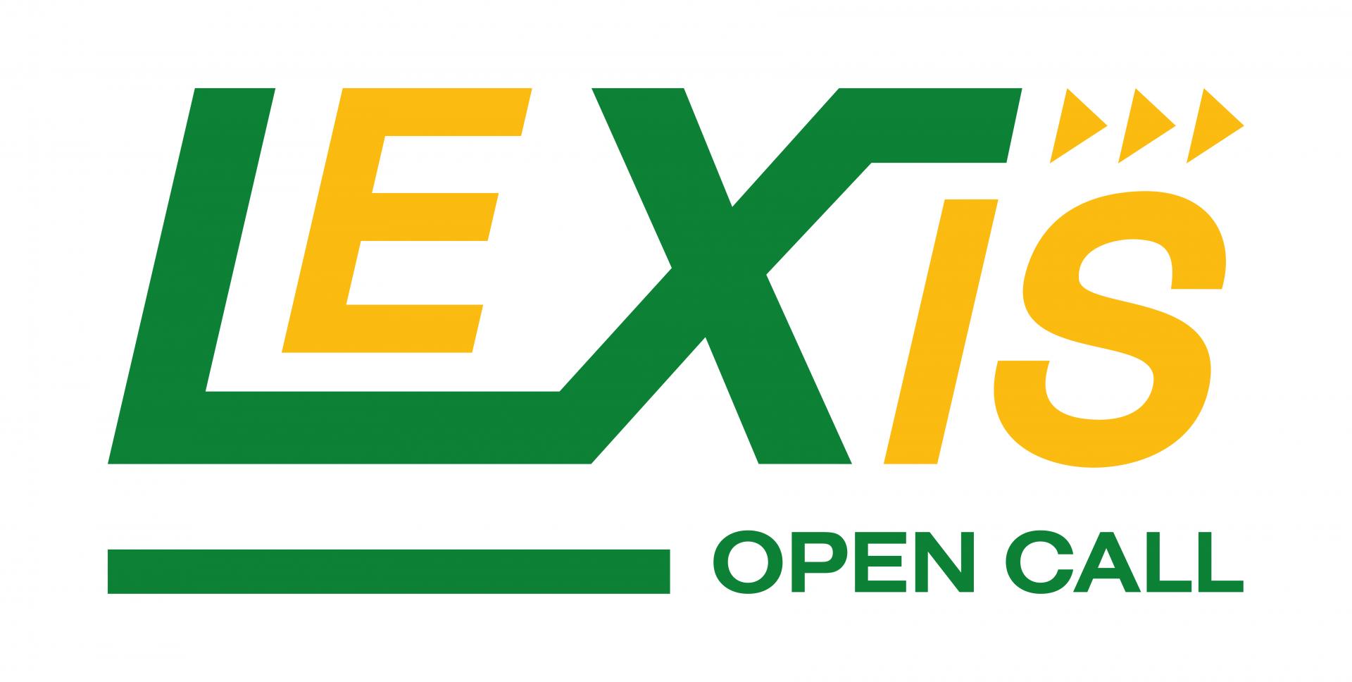 LEXIS Open Call logo